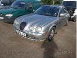 Jaguar S-tape (01.1999 - 12.2004)